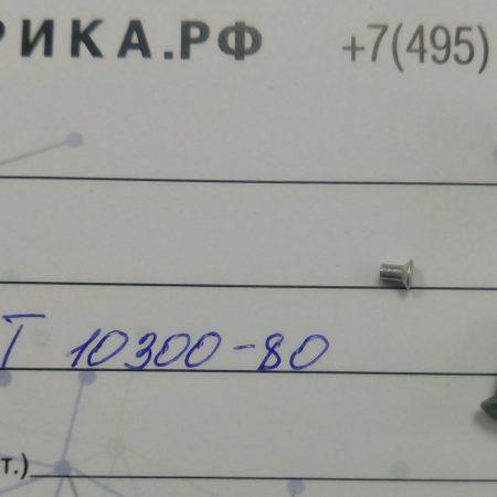 Заклепка ГОСТ 10300-80